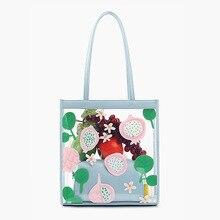 Tote Shoulder Bag Handbags for women New Fashion Jelly bag purses and handbags Transparent Designer women bag sac a main femme недорого