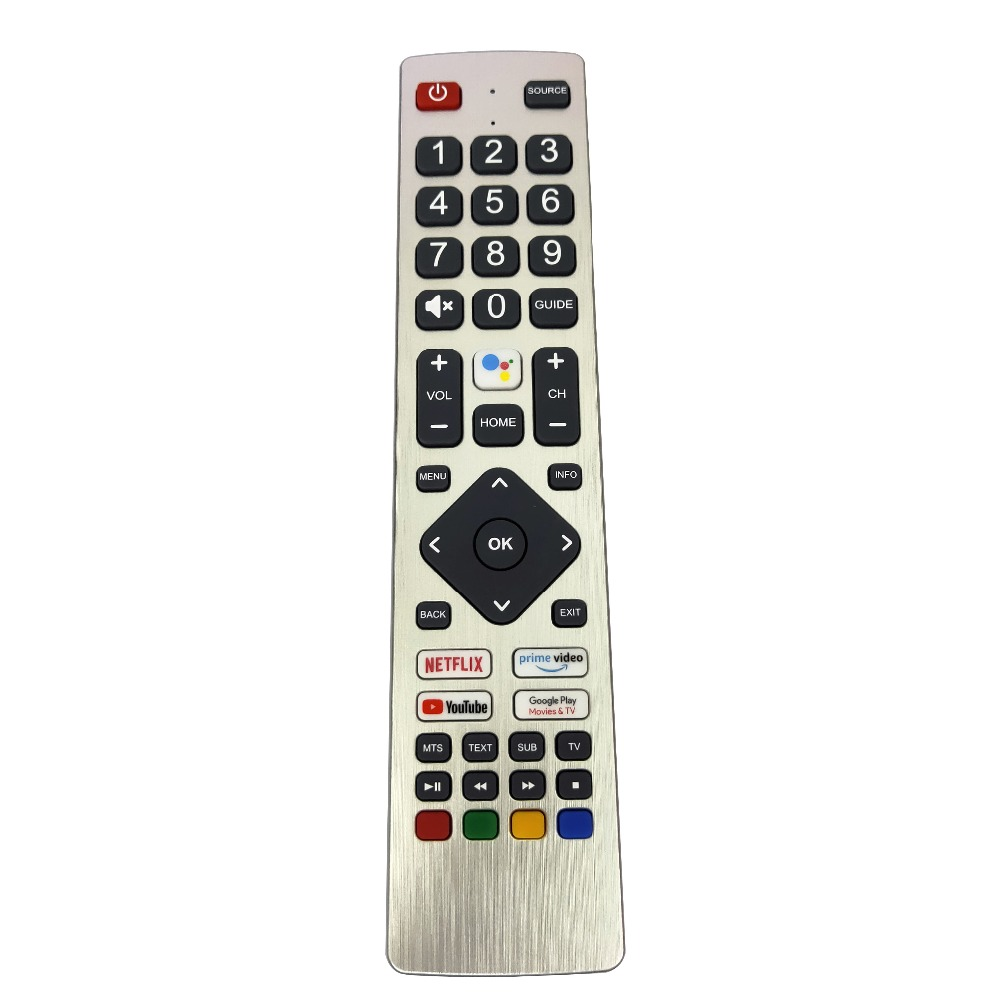 Mando A Distancia Dh2006122573 Para Tv Dh2006135847 Para Sharp 4k Android 50bl2ea 40bl3ea 2020 Con Voz Controles Remotos Aliexpress