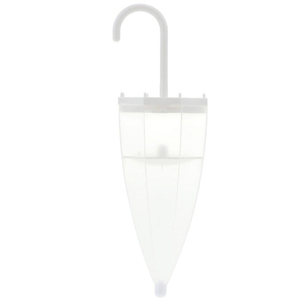 Umbrella Shape Hanging Dehumidification Box Wardrobe Damp Absorbent Bag Calcium Chloride Desiccant Shoes Dryer Absorb Moisture