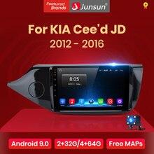 Junsun V1 2G + 32G Android 9,0 DSP Auto Radio Multimedia Video Player Navigation GPS Für KIA Cee solltest CEED JD 2012-2016 2 din keine dvd