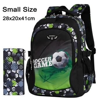 2020 New Children School Bags for Teenagers Boys Girls Big Capacity School Backpack Waterproof Kids Book Bag Travel Backpacks - Color F