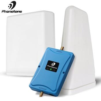 700MHz 4G LTE komórka wwmacniacz sygnału telefonu inteligentny 4g 700 Repeater ALC control Band 28 Moblie wzmacniacz komórkowy 63dB dla sieci 4G tanie i dobre opinie PH-L07AUPLUS-PLW-K4