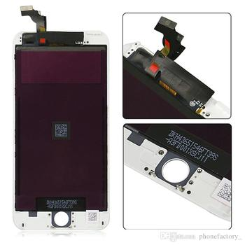 High Brightness LCD For iPhone 6 Grade A+++ Display Digitizer screen No Dead Pixels test one by one