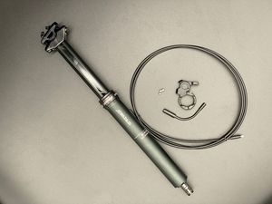 Image 3 - KS KindShock tija de sillín de bicicleta EXA, accesorio para bicicleta de descenso, con forma remota, 2019/30,9mm, 31,6mm, 125