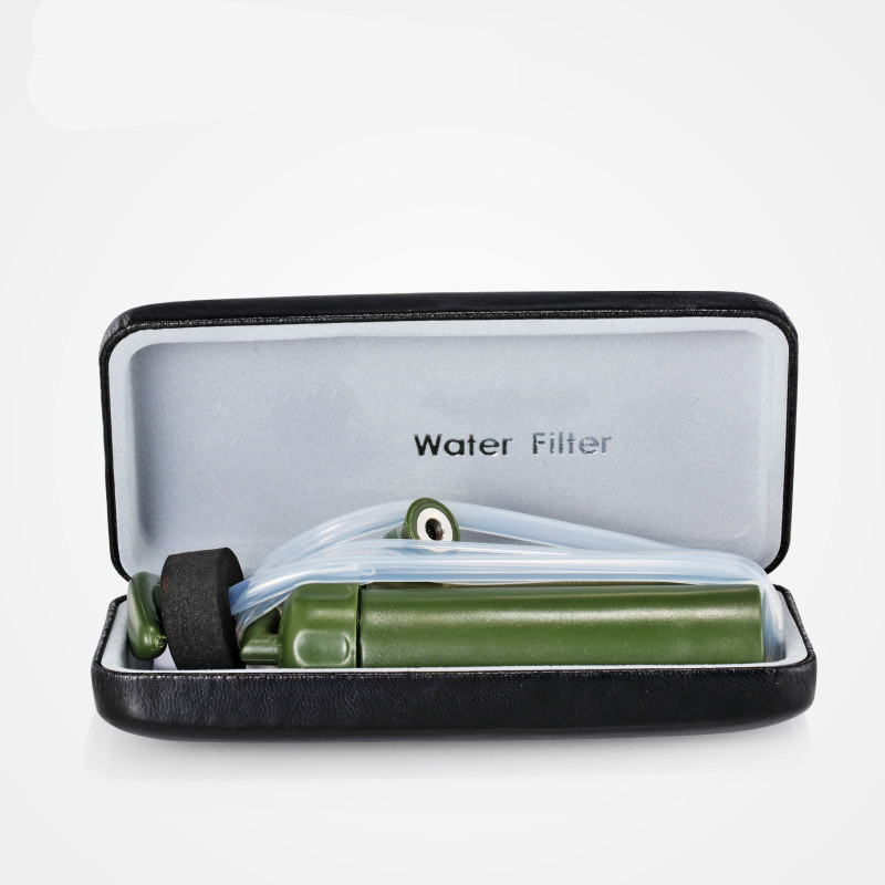 Portable Ceramic Membrane Water Purifier Field Emergency Sterilization Water Purification Equipment
