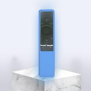 Image 3 - Schutzhülle Weiche Silikon Haut Fall für Samsung Smart TV Fernbedienung Kit Q39D