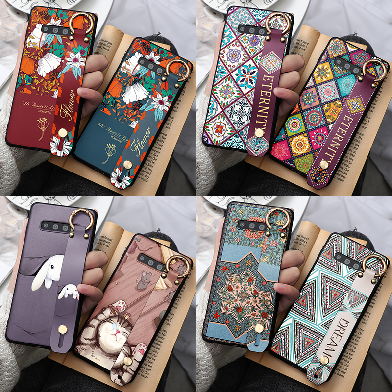 Soft TPU Case For <font><b>Samsung</b></font> Galaxy A20S A10 A10e A10S A20e A30 A40 A50 A60 A70 A6 A5 A7 A8 A9 2018 <font><b>2017</b></font> 2016 Note 10 9 8 Pro Case image