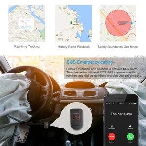 Image 4 - جيمي JC200 3G لتحديد المواقع المقتفي المزدوج عدسة داش كاميرا بث مباشر كاميرا فيديو للسيارة مع 1080P واي فاي SOS مراقبة عن بعد بواسطة APP & PC