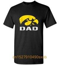 Camiseta homem pai perfeito de iowa hawkeyes