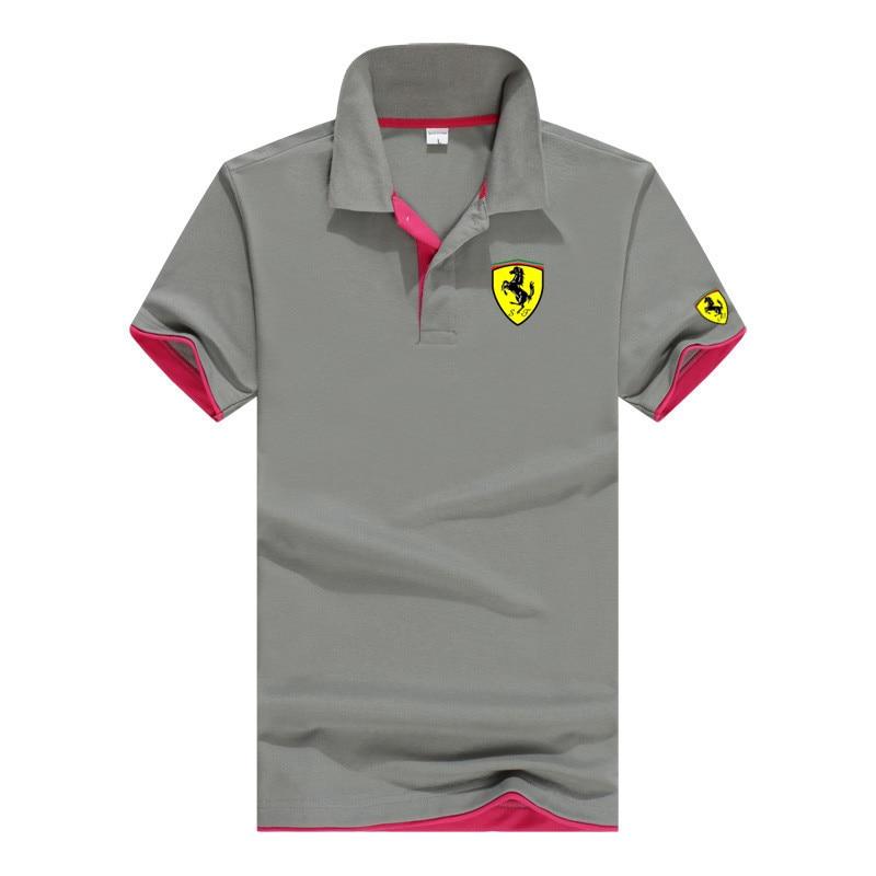 2021 summer new men's polo shirt men's shirt sports short-sleeved printed shirt breathable shirtmen's tops men's large size 4xl