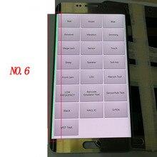 JPFIX для samsung Galaxy S6 Edge Plus G928 ЖК-дисплей сенсорный экран сборка Замена с линией тени