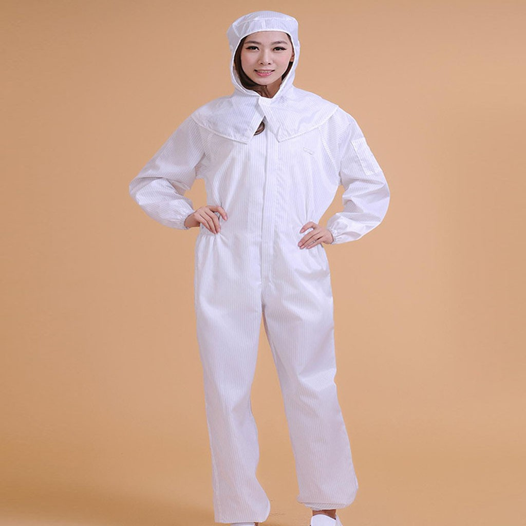Non Porous and Anti Static Medical Protective Clothes as Isolation Suit for Nurse and Doctors 5