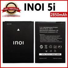 100% original 2850mah inoi 5i bateria para inoi 5i lite inoi5 inoi 5 lite bateria do telefone móvel de alta qualidade