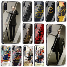 Kingsman The Secret Service Tempered Glass Phone Cover Case
