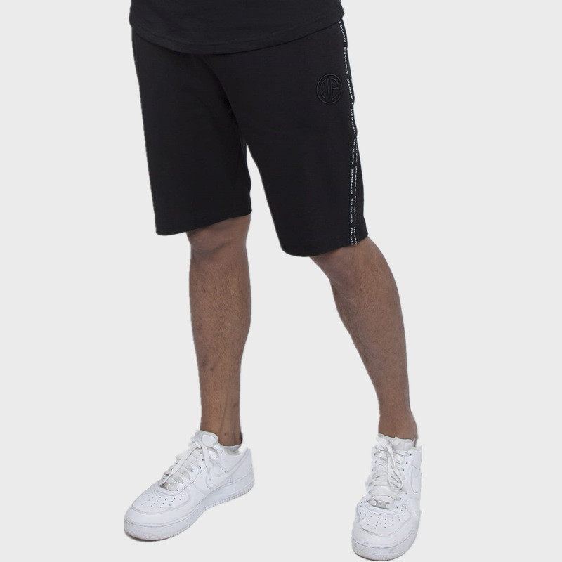 Summer Mens Slim Brand Shorts Calf-Length Fitness Bodybuilding Fashion Casual Gyms Jogger Workout Short Pants Sportswear