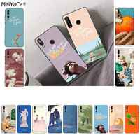 MaiYaCa Call Me by Your Name poster Pattern TPU Phone Case for Huawei P10 lite P20 pro P20lite P30 pro mate 20 pro mate20 lite