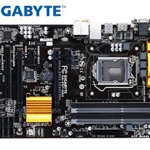 Gigabyt-placa base GA-Z97-HD3, original, LGA 1150 DDR3, USB2.0, usb 3,0, Z97-HD3, 32GB, Z97, de escritorio usado