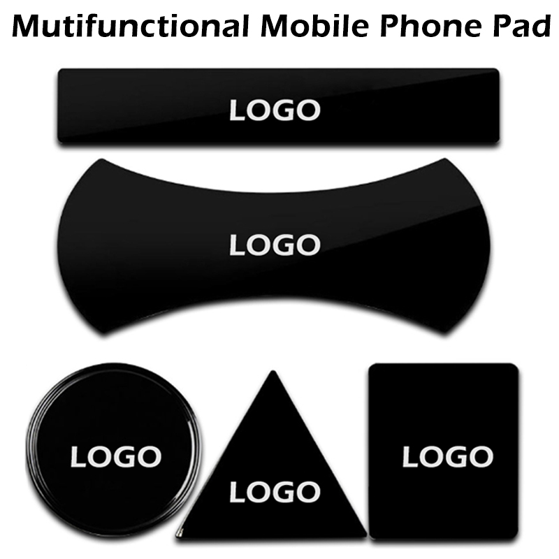 1PCS Magic Nano Rubber Pad Universal Sticker Multi-Function Mobile Phone Holder For IPhone Fixate Gel Pad Sick Anywhere Anytime
