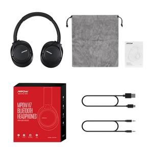 Image 5 - Bluetooth наушники Mpow H7 с шумоподавлением и микрофоном