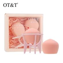 Makeup-Sponge-Kits Powder Liquid-Foundation-Cream Face-Cosmetic-Tool Soft-Puff OT