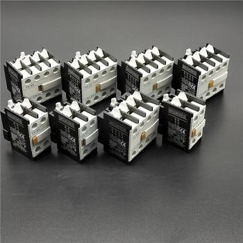 LA1-DN22 LA1-DN11 F4-22 F4-11 Contactor block Auxiliary The auxiliary contact for CJX2 LC1-D AC Contactor 4 Poles dc contactor lc1d25 lc1 d25 lc1d25el lc1 d25el 48vdc lc1d25fl lc1 d25fl 110vdc