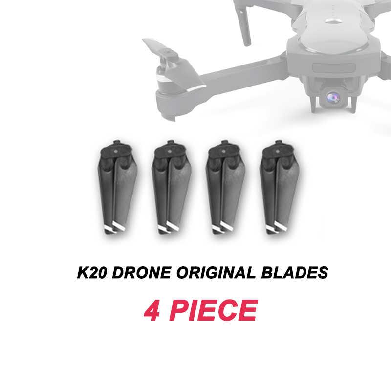 K20 Drone parçaları orijinal bıçaklar 4 tablet