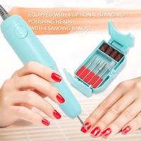 25000rpm High Speed Electric Nail Art Drill Pen Pedicure Nail Polish Tool Feet Care Manicure Machine Pedicure Accessories