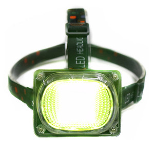 Image 3 - COB Work Headlamp LED Camping Torch lamp USB Charging Headlight Red Green White light Mode Use18650 Battery lighting Flashlight