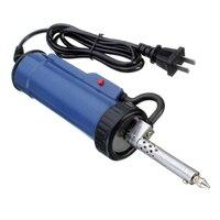 Elektrische Absaugung Zinn Vakuum Entlötpumpe Solder Sucker Eisen Maschine Zinn Saug Löten Schweißen Werkzeuge