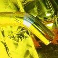 Лента из алюминиевой фольги  отражающая высокотемпературную стойкую теплозащитную пленку 2*16 футов  прочная и практичная в использовании