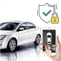 For Lexus Is250 Remote Start Automotive Central Locking/unlock Bypass App Phone With One Button Ignition Keyless Entry Pke