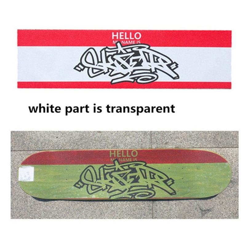SK8ER Quality Skateboard Griptapes 9x33
