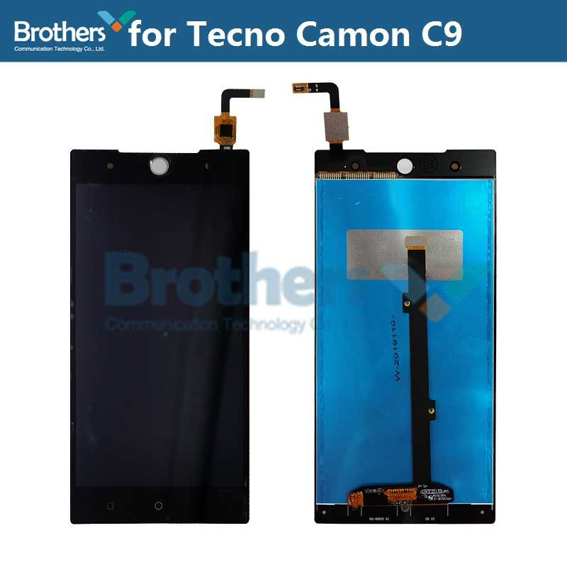สำหรับ Tecno Camon C8 C9 CA6 CX Air CXAir LCD จอแสดงผล LCD หน้าจอสัมผัส Digitizer LCD โทรศัพท์ส่วน Rplacement