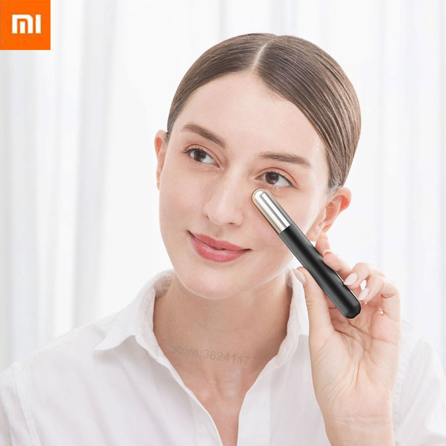 Xiaomi Mi Inface 10000 Hz 39 ℃ Electric Vibration Eyes Lifting Massager Skin Care Machine Anti-Ageing Smooth Skin Multi-Purpose
