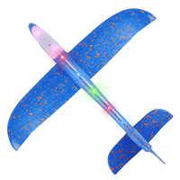 Juguetes para aviones de 48 centímetros, modelos de aeroplano de espuma EPP, juegos para niños de fiesta al aire libre.