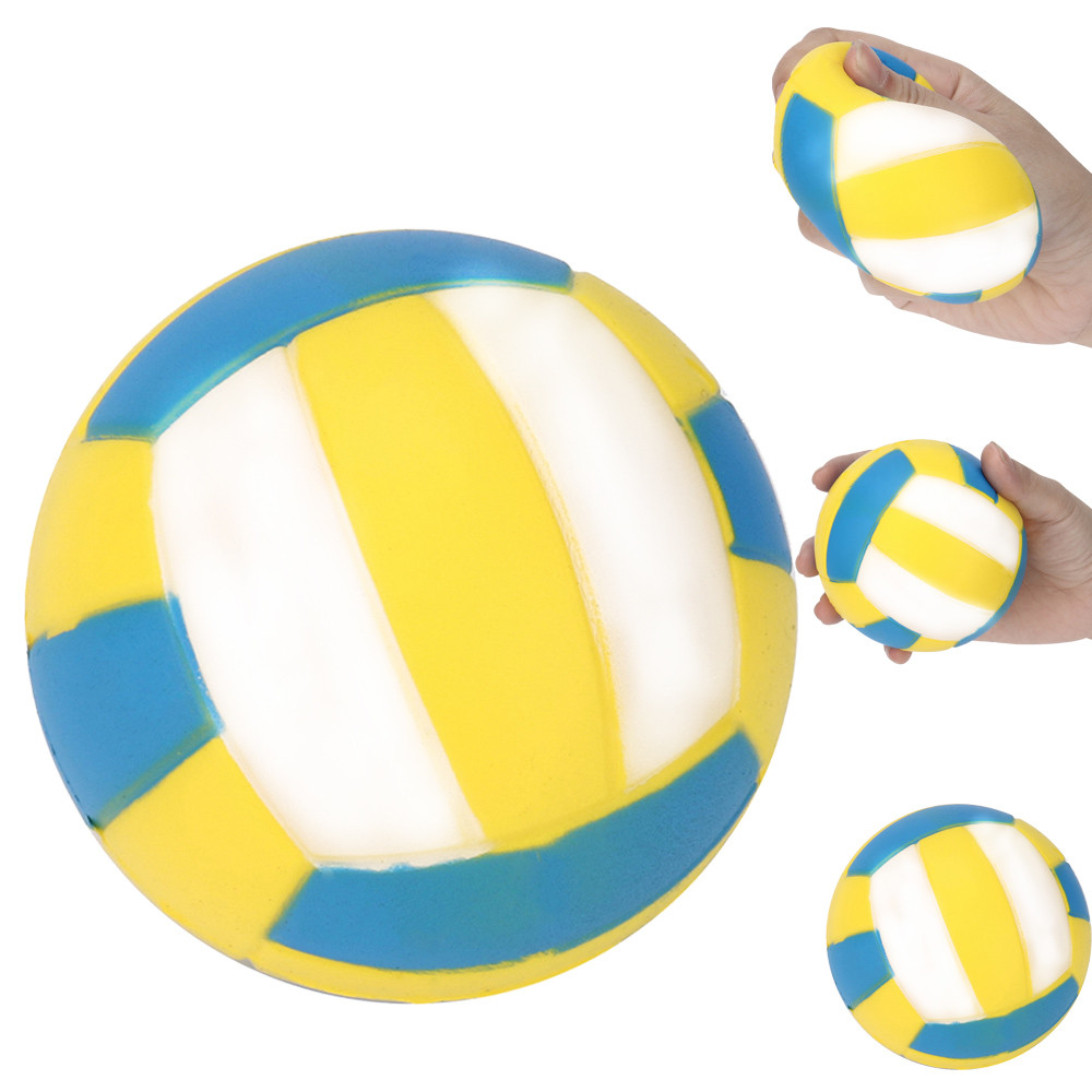 1 PC Antistress Toy Squishy Slow Rising Cream Scented Volleyball Funny Toys Squeeze Toy Anti Stress For Children  L1216
