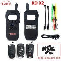 Original KEYDIY KD X2 Auto Schlüssel Garagentor Fernbedienung kd x2 Generater/Chip Reader/Frequenz mit 96bit 48 Transponder kopie Funktion