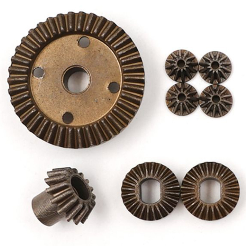 For A949 A959- Upgrade Metal Differential Gear For Wltoys 1/18 A949 A959 A969 A979 K929 A959-B A969-B RC Car Spare Parts