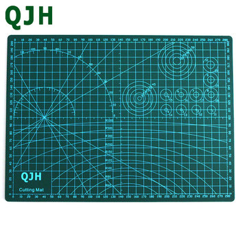 A1 A2 A3 A4 PVC Cutting Mat Board Durable Self-healing DIY Sewing Student Art Paper Cutting Engraving Cut Pad Leather Craft Tool a4 30 22cm sewing cutting mats plate design engraving cutting board mat handmade hand tools