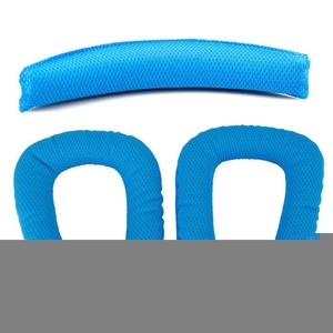 Image 3 - Blue Replacement Headband Cushion Pad Headband Pads Earpad for Logitech G430 G930