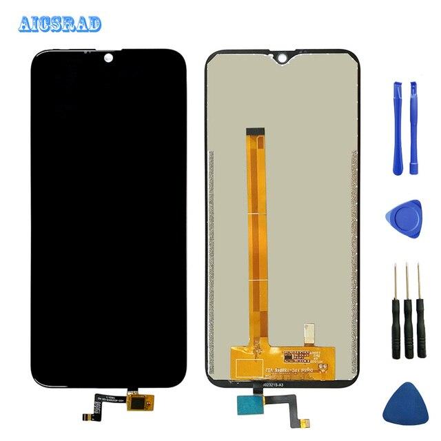 Nieuwe Originele 6.1 inch voor Doogee y8c Touch Screen 1280x600 LCD Beeldscherm Vervanging Voor doogee Y8 C Y 8 8C Telefoon