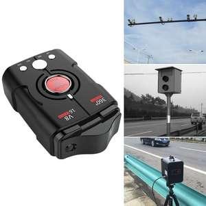 Vehicle-Radar-Detector 16-Band Trucker-Speed Car Auto V8 Russia English 360-Degrees Led-Display