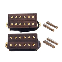 все цены на Rosewood Golden Screws Neck Bridge 50 and 52Mm Electric Guitar Humbucker Pickups онлайн