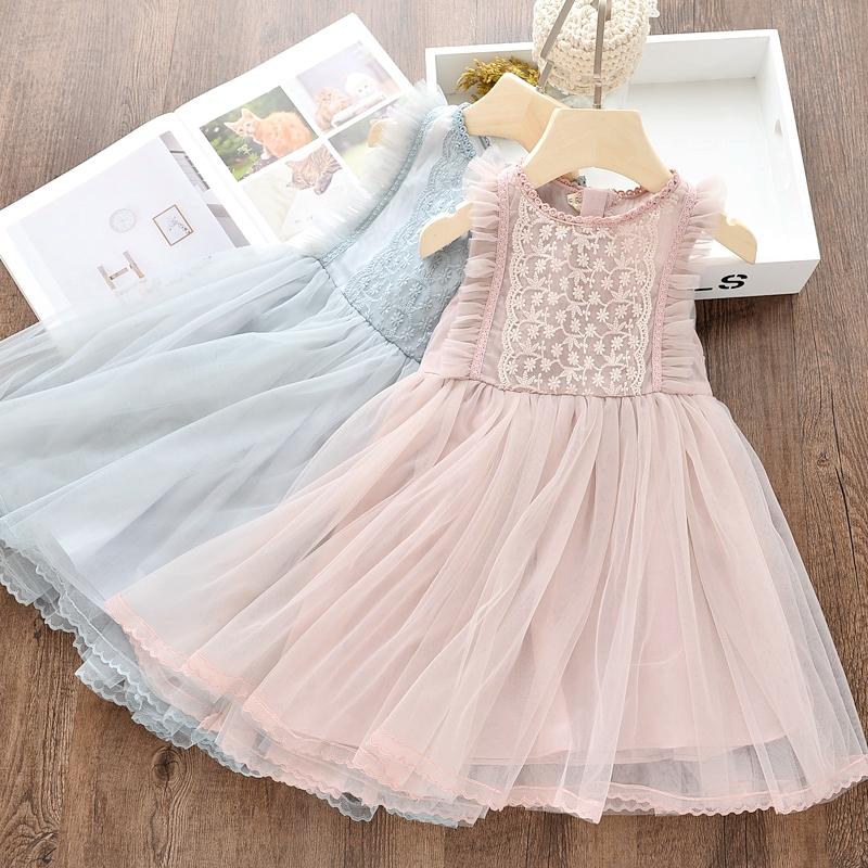Princess Girls Dress Girls Clothes Children Clothing Summer Party tutu Kids Dresses for Girls Toddler Girls Casual Dress 3 8T