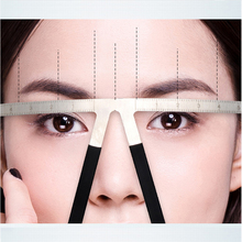 Professional Eyebrow Stencil Ruler Permanent Makeup Accesories Microblading  Direct Selling Tattoo