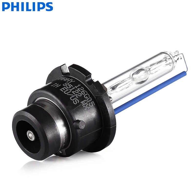 Philips D1S D2S D2R D3S D4S 6000K Ultinon HID Xenon WX 35W Koel Wit Licht Xenon Hoofd Lampen originele Auto Bollen Duitsland 2pcs
