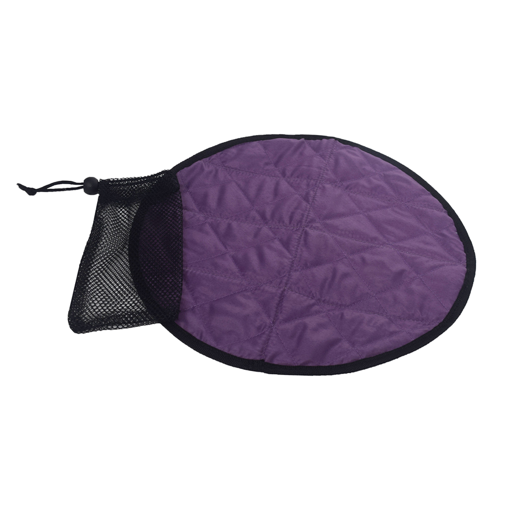 Foldable Seat Cushion with Travel Bag for Camping Hiking Picnic Garden Beach Outdoors, Portable Mini Seat Pad
