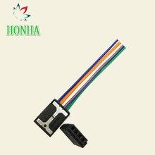 2 pinos fio arnês fêmea plug conector reaciona acessórios 4b0 972 623