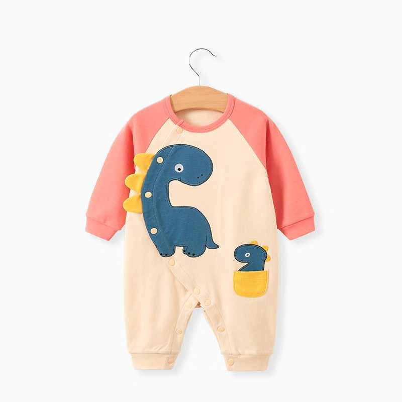 Baby Jumpsuits Newborn Baby Girl Clothes Baby Boy One Piece Outfits Dinosaur Rompers Infant Clothings