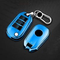 Funda de TPU para llave para Citroen Elysee C4L Aircross C4 Quatre C3 XR C5 C6 llavero de accesorios de protección de llave de coche|Carcasa de llave para coche| |  -